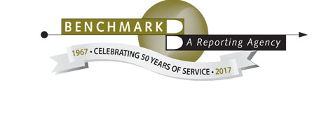 Benchmark Reporting Agency Earns Women's Business Enterprise Certification